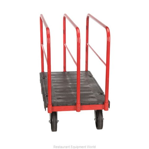 Rubbermaid FG446800BLA Table Dolly Truck