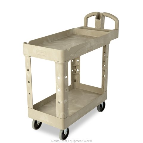 Rubbermaid FG450088BEIG Cart, Transport Utility