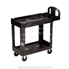 Rubbermaid FG450088BLA Utility Cart