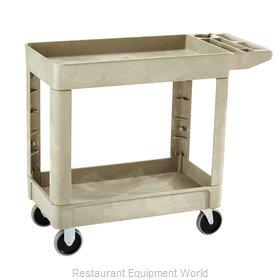 Rubbermaid FG450089BEIG Cart, Transport Utility