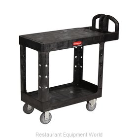 Rubbermaid FG450500BLA Cart, Transport Utility