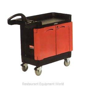 Rubbermaid FG451288BLA Cart, Transport Utility