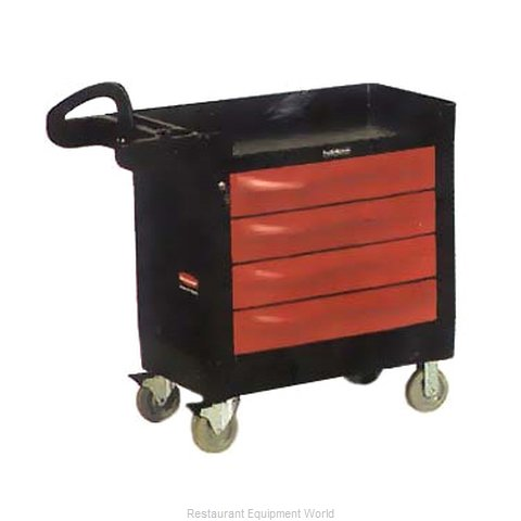 Rubbermaid FG451388BLA Cart Maintenance