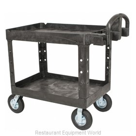 Rubbermaid FG452010BLA Cart, Transport Utility