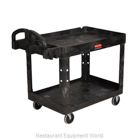 Rubbermaid FG452088BLA Utility Cart