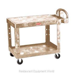 Rubbermaid FG452500BEIG Cart, Transport Utility