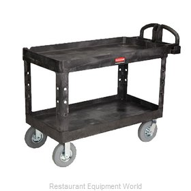 Rubbermaid FG454610BLA Cart, Transport Utility