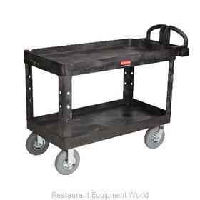 Rubbermaid FG454610BLA Cart, Transport Utility