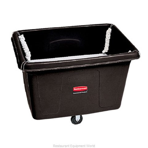 Rubbermaid FG461100BLA Cube Truck, Mobile