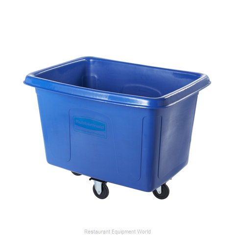 Rubbermaid FG461400BLUE Cube Truck Mobile