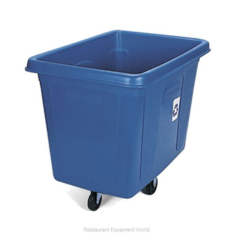 Rubbermaid FG461673BLUE Cube Truck Mobile