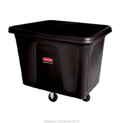 Rubbermaid FG461900YEL Cube Truck Mobile