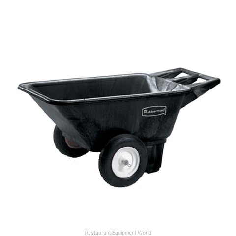 Rubbermaid FG564000BLA Lawn Carts