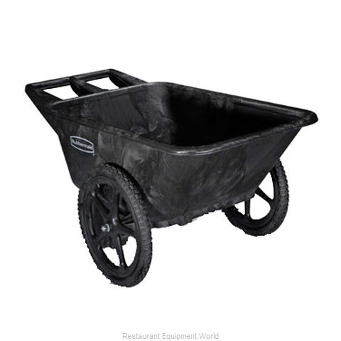 Rubbermaid FG564200BLA Lawn Carts