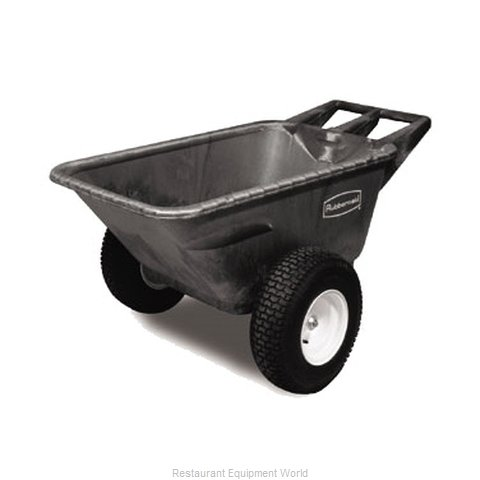 Rubbermaid FG564210BLA Lawn Carts