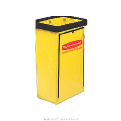 Rubbermaid FG618300YEL Janitor Cart Bag