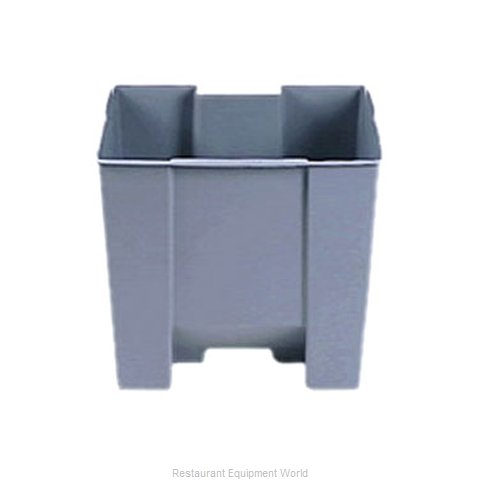 Rubbermaid FG624500GRAY Rigid Liner for Garbage Can