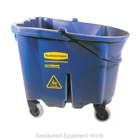 Rubbermaid FG757088BLUE Mop Bucket