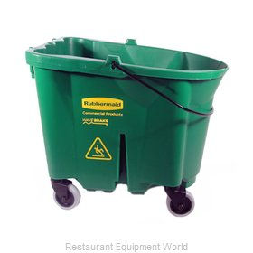 Rubbermaid FG757088GRN Mop Bucket