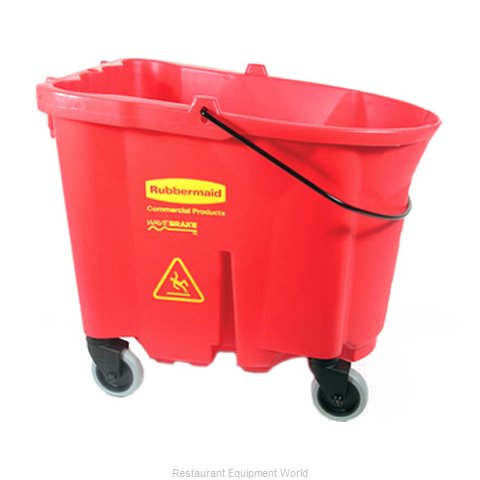 Rubbermaid FG757088RED Mop Bucket
