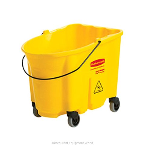 Rubbermaid FG757088YEL Mop Bucket (Magnified)
