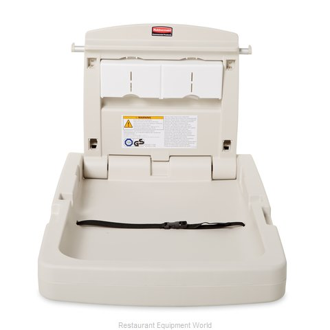Rubbermaid FG781988LPLAT Baby Changing Table