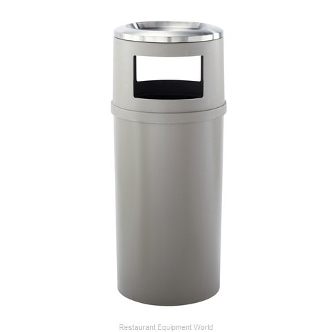 Rubbermaid FG818288BEIG Ash/Trash Classic Container