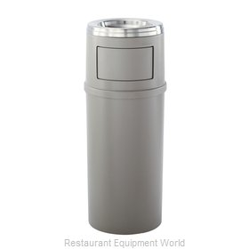 Rubbermaid FG818488BEIG Ash Tray Receptacle