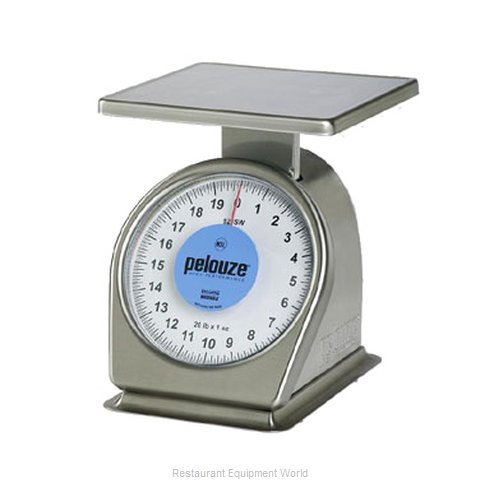 Rubbermaid FG820SW Scale Portion Dial