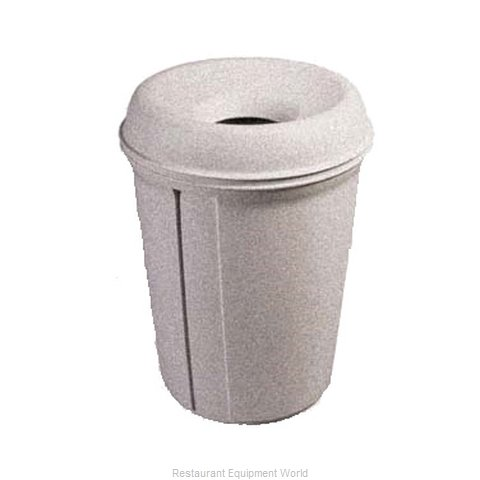 Rubbermaid FG905886WGRAN Trash Garbage Waste Container Stationary
