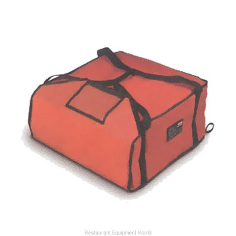 Rubbermaid FG9F3600RED Pizza Delivery Bag