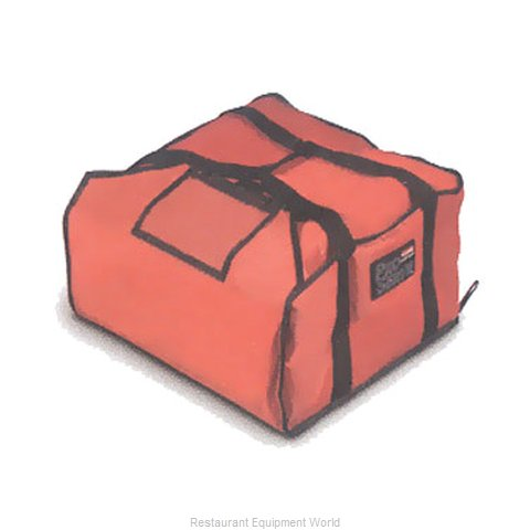 Rubbermaid FG9F3700RED Pizza Delivery Bag