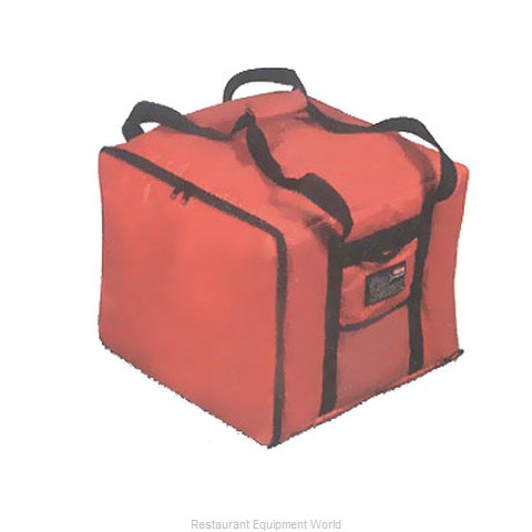 Rubbermaid FG9F3800RED Pizza Delivery Bag