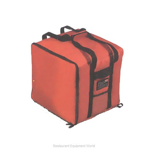 Rubbermaid FG9F3900RED Pizza Delivery Bag