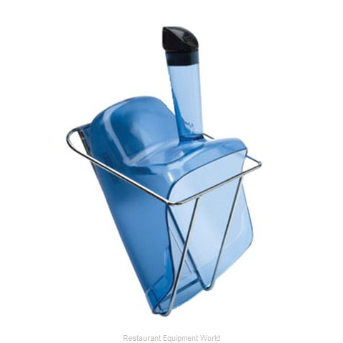 Rubbermaid FG9F5100TBLUE Scoop (Magnified)
