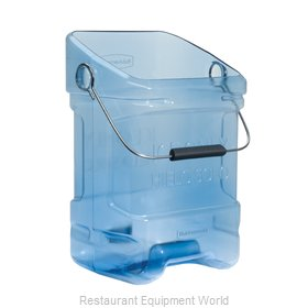 Rubbermaid FG9F5300TBLUE Ice Tote