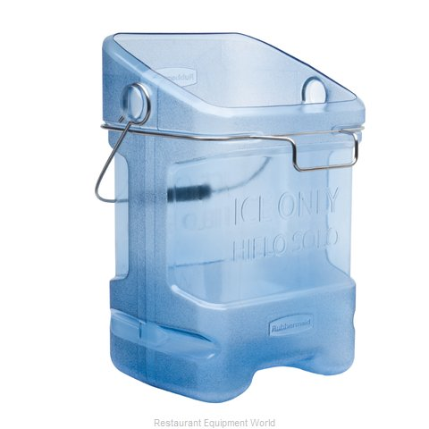 Rubbermaid FG9F5400TBLUE Ice Tote (Magnified)