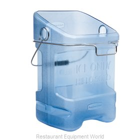 Rubbermaid FG9F5400TBLUE Ice Tote