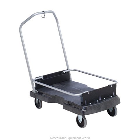 Rubbermaid FG9F5500BLA Ice Cart (Magnified)