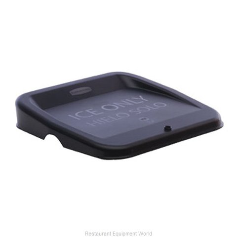 Rubbermaid FG9F7300BLA Ice Tote Cover (Magnified)