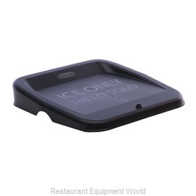 Rubbermaid FG9F7300BLA Ice Tote Lid