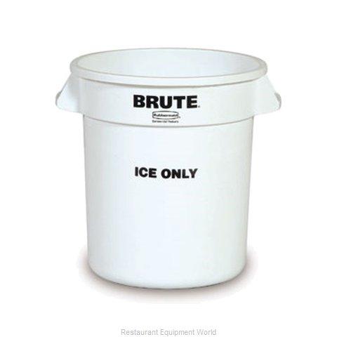 Rubbermaid FG9F8600WHT Ice Bucket