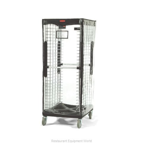 Rubbermaid FG9F9000CLR Rack Cover