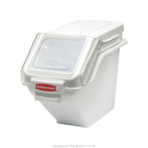 Rubbermaid FG9G5700WHT Ingredient Bin (Magnified)
