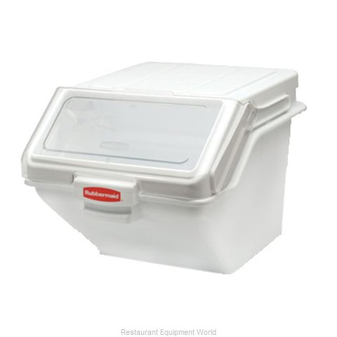 Rubbermaid FG9G5800WHT Ingredient Bin (Magnified)