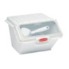 Rubbermaid FG9G6000WHT Ingredient Bin