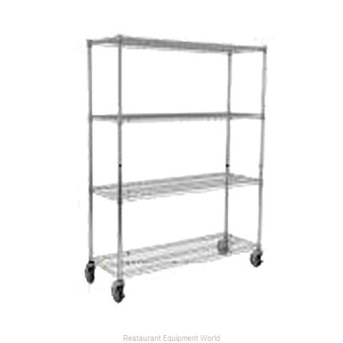 Rubbermaid FG9G8000CHRM Storage Rack