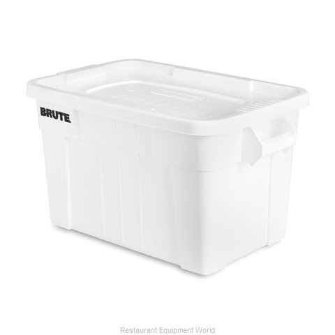 Rubbermaid FG9S3100WHT Tote Box