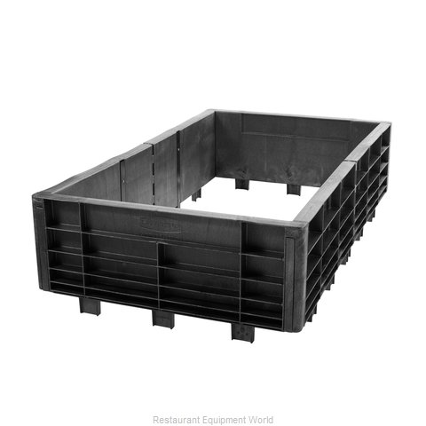 Rubbermaid FG9T0900BLA Side Panel Package