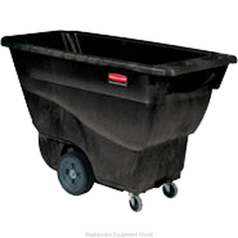 Rubbermaid FG9T1300BLA Tilt Truck, Mobile